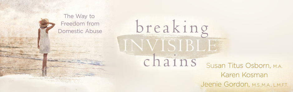 Breaking Invisible Chains book by Susan Titus Osborn