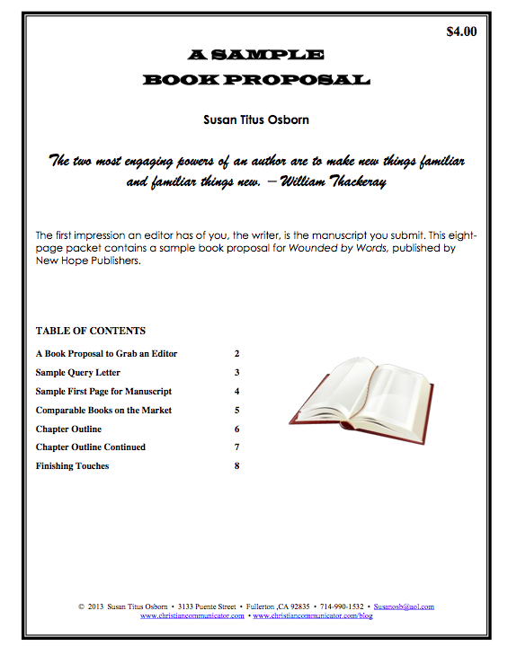 How to Write a Book Proposal in 6 Quick and Easy Steps