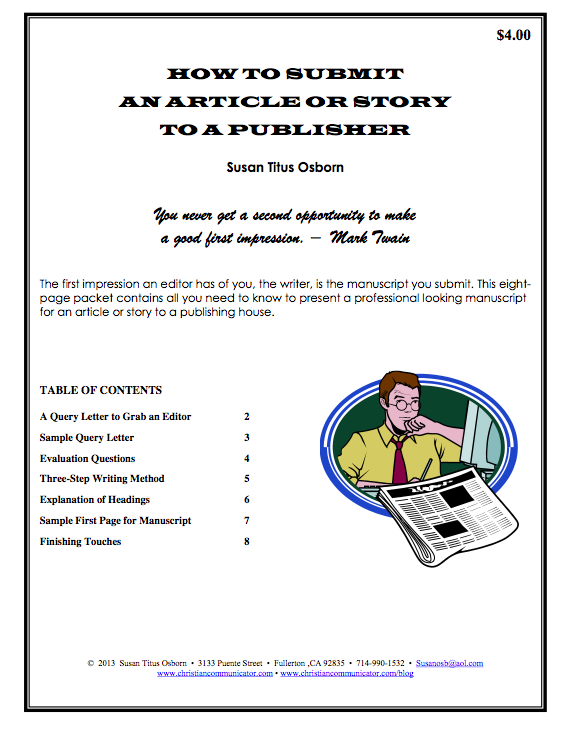 how to submit an article or story
