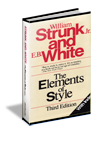 The Elements of Style - William Strunk and E. B. White