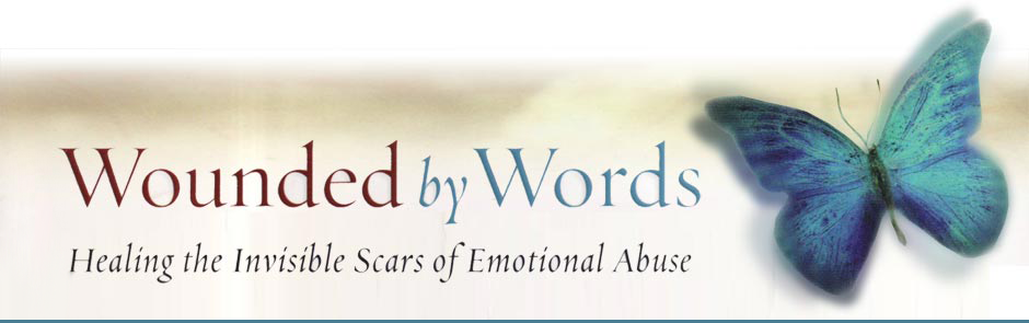 Wounded by Words book by Susan Titus Osborn